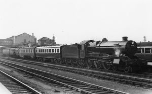 Swindon Junction Station, 1949