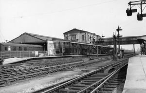 Swindon Junction Station, c1950s