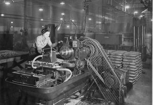Swindon Works war work, 22nd January 1942