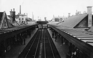 Trowbridge Station, c1920s