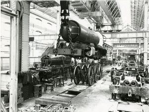 Swindon Locomotive Works