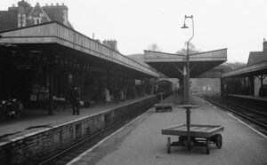 Yeovil Town Station